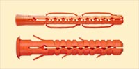 Дюбели нейлоновые
